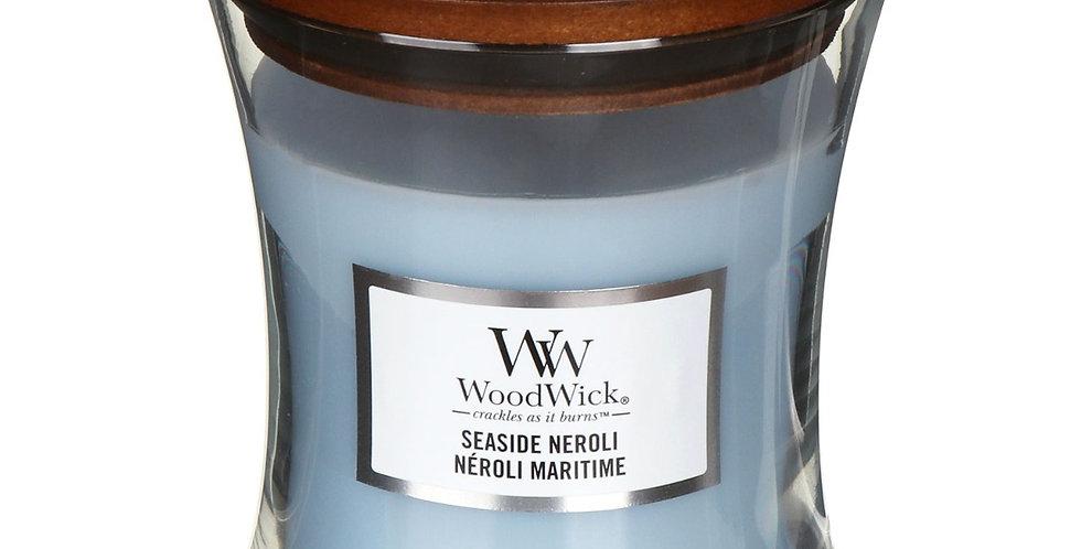 Candela Woodwick Seaside Neroli Medium