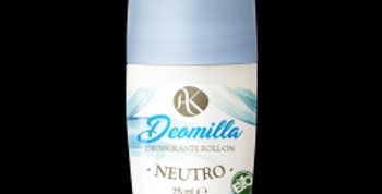 DEOMILLA NEUTRO BIO DEODORANTE ROLL-ON ALKEMILLA 100ML