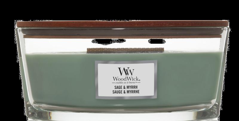 Candela Woodwick Ellipse SAGE & MYRRH