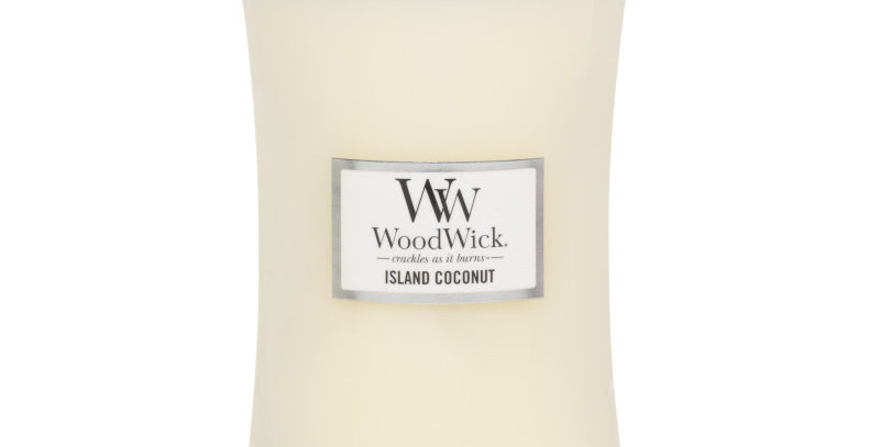 Candela Woodwick ISLAND COCONUT Large