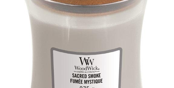 Candela Woodwick Medium SACRED SMOKE