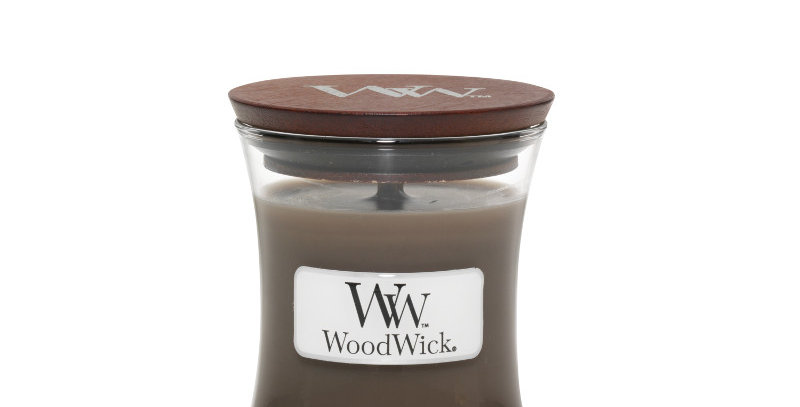 Candela Woodwick Mini AMBER AND INCENSE