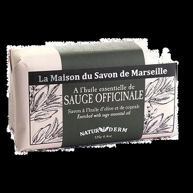 Sapone Naturiderm 125gr alla Salvia Officinale