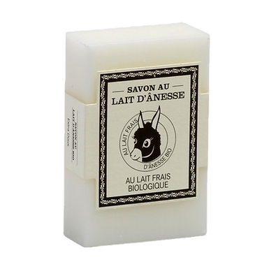 Sapone al Latte fresco Biologico d'Asina 125gr