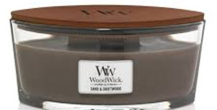 Candela Woodwick ELLIPSE SAND and DRIFTWOOD