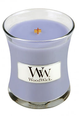 Candela Woodwick Mini LAVANDER SPA