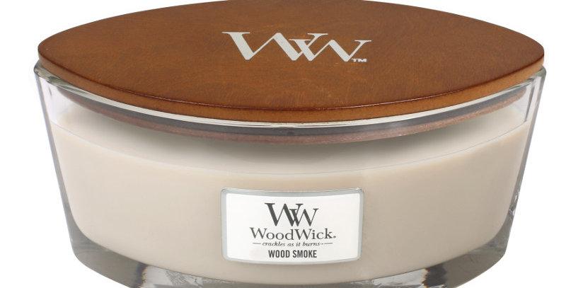 Candela Woodwick Ellipse WOOD SMOKE