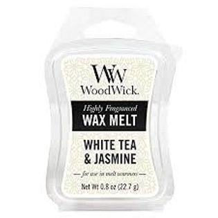 Cialda per bruciatori Woodwick WAX Melt WHITE TEA & JASMINE
