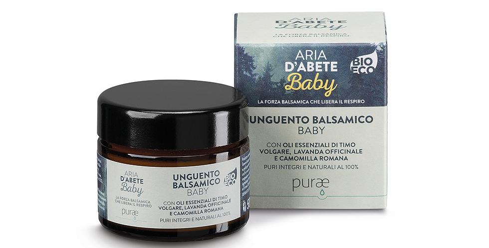 ARIA D'ABETE unguento balsamico Baby NEavita