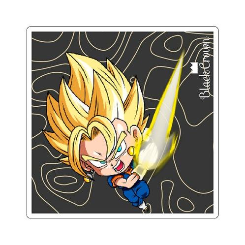 Super Saiyan Vegito Sticker