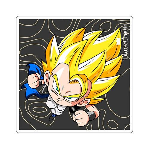Super Saiyan Gogeta Sticker
