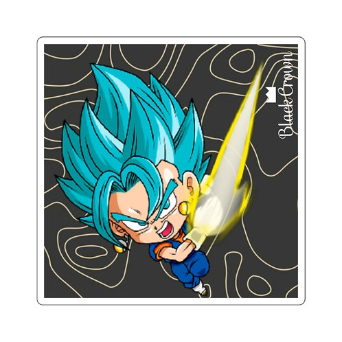 Super Saiyan Blue Vegito Sticker