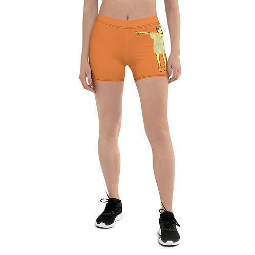 Clyde Yoga Shorts