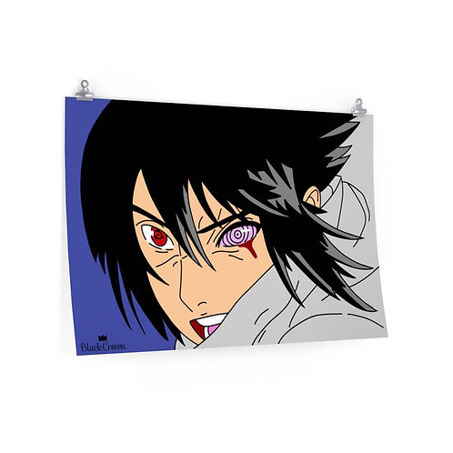 Sasuke Print