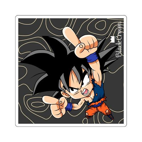 Goku (Fusion) Sticker