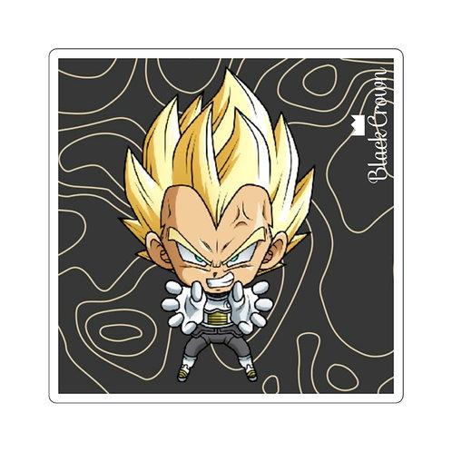 Super Saiyan Vegeta Sticker