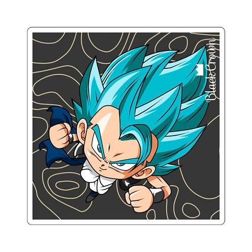 Super Saiyan Blue Gogeta Sticker