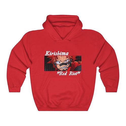 Red Riot Hoodie
