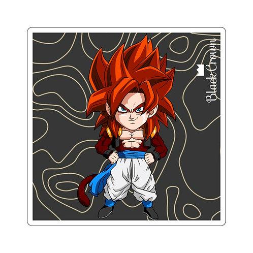 Super Saiyan 4 Gogeta Sticker
