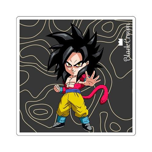Super Saiyan 4 Goku Sticker
