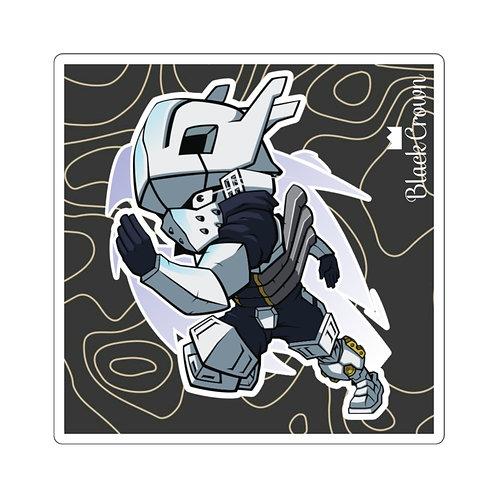 Iida Sticker