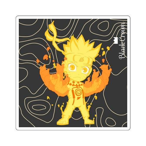 Chakra Mode Naruto Sticker