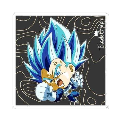 Super Saiyan Blue Evolution Vegeta  Sticker