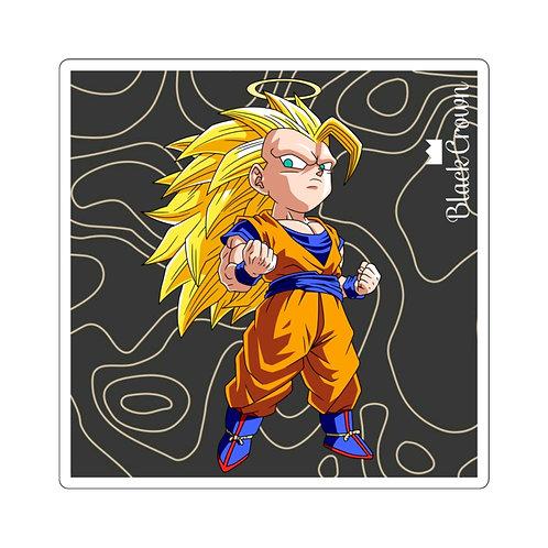 Super Saiyan 3 Goku Sticker