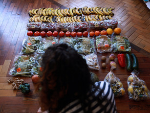Desperdício: cerca de 40% dos alimentos cultivados não são consumidos