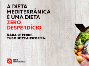DIETA MEDITERRÂNICA UMA DIETA ZERO DESPERDÍCIO
