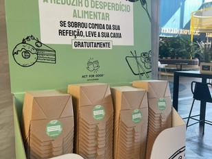 Aqua Portimão lança iniciativa inovadora de combate ao desperdício alimentar