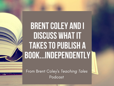 Brent Coley's Teaching Tales Interview
