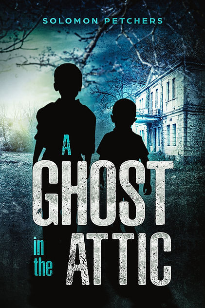 A Ghost in the Attic ghoststories for Young Adults