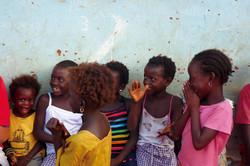 Mirada Oberta projecte Gambia