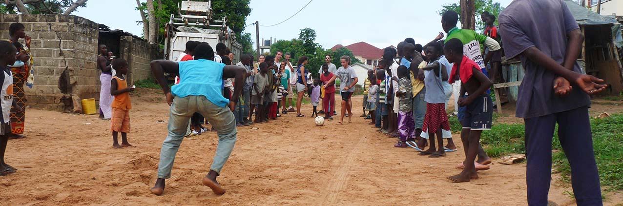 Projecte solidari amb Gàmbia