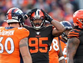 NFL Week 9: Browns @ Broncos Recap