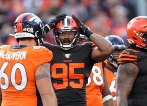 NFL Week 9: Browns @ Broncos Recap