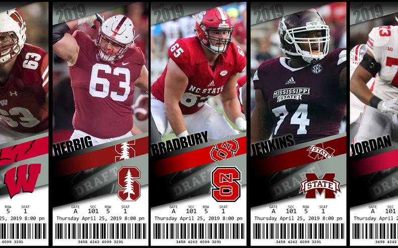 2019 NFL Draft: Interior Offensive linemen