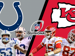 Divisional Round: Colts vs Chiefs