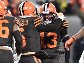 NFL Week 12 Dolphins @ Browns Recap