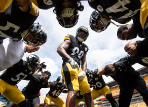 Steelers Post Draft Roster Projection