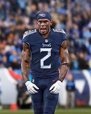 New Titans WR Julio Jones to Wear No. 2
