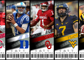 2019 NFL Draft Prospects: Quarterback Rankings