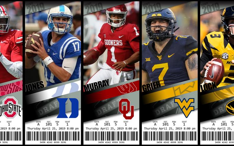 2019 NFL Draft Prospects: Quarterback Rankings