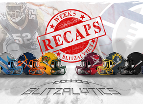 Week 5 AAF Recap
