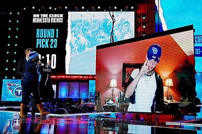 Tennessee Titans 2021 NFL Draft Recap
