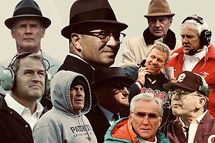 Top 10 NFL Head Coaches of All Time