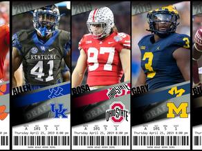 2019 NFL Draft Prospects: Edge Rushers