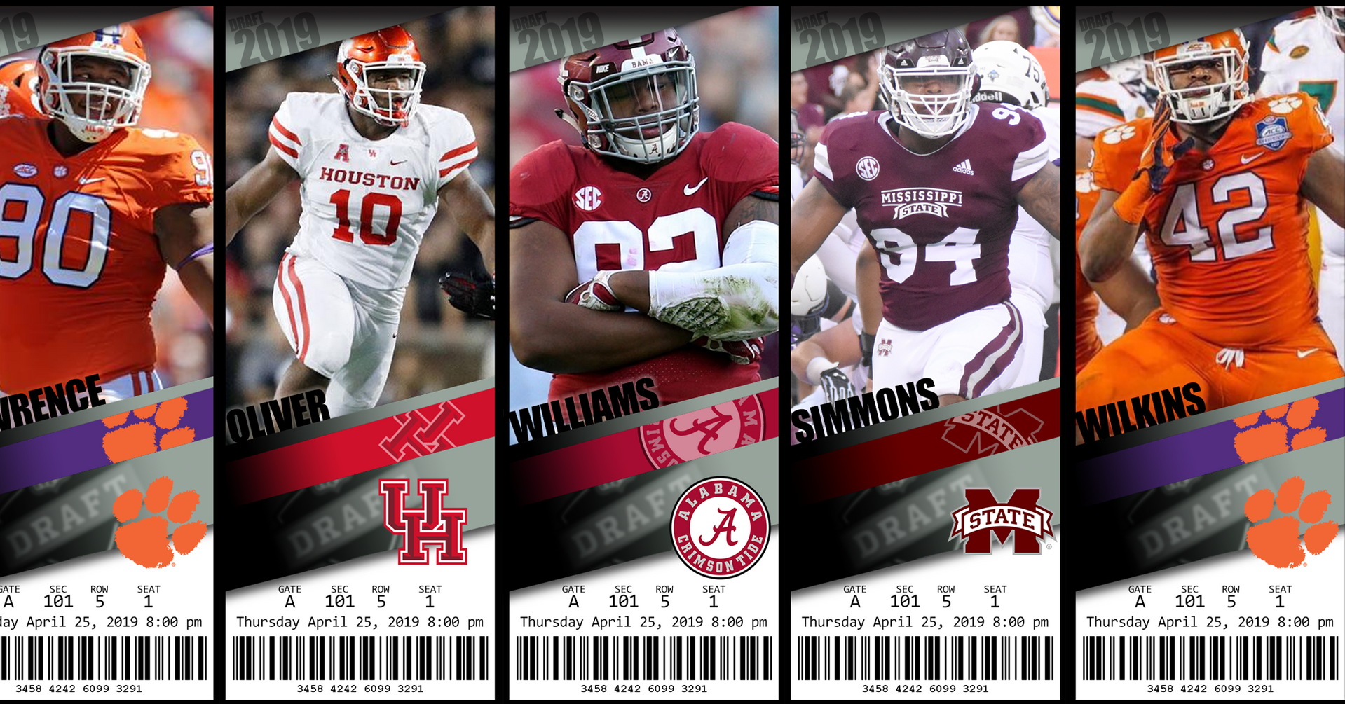 NFL Draft Prospects: Defensive Tackle Rankings