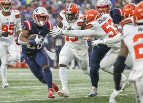 NFL Week 8: Browns @ Patriots Recap